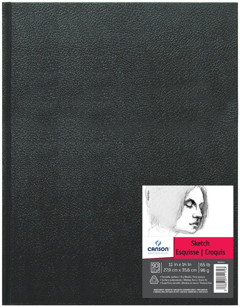 """Artist Series Sketch Art Book, 11"""" x 14"""""""