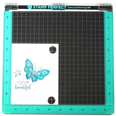 Stamp Perfect Tool, 10X10 Platform
