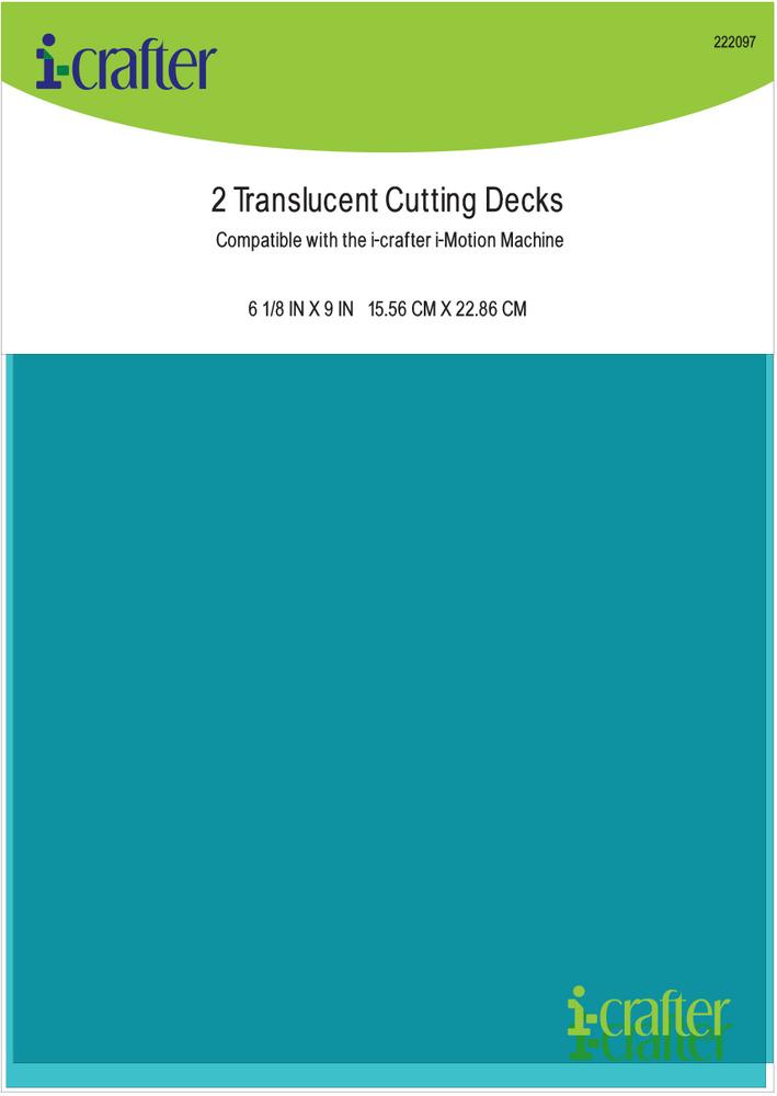 Translucent Cutting Pads (2 Pack)