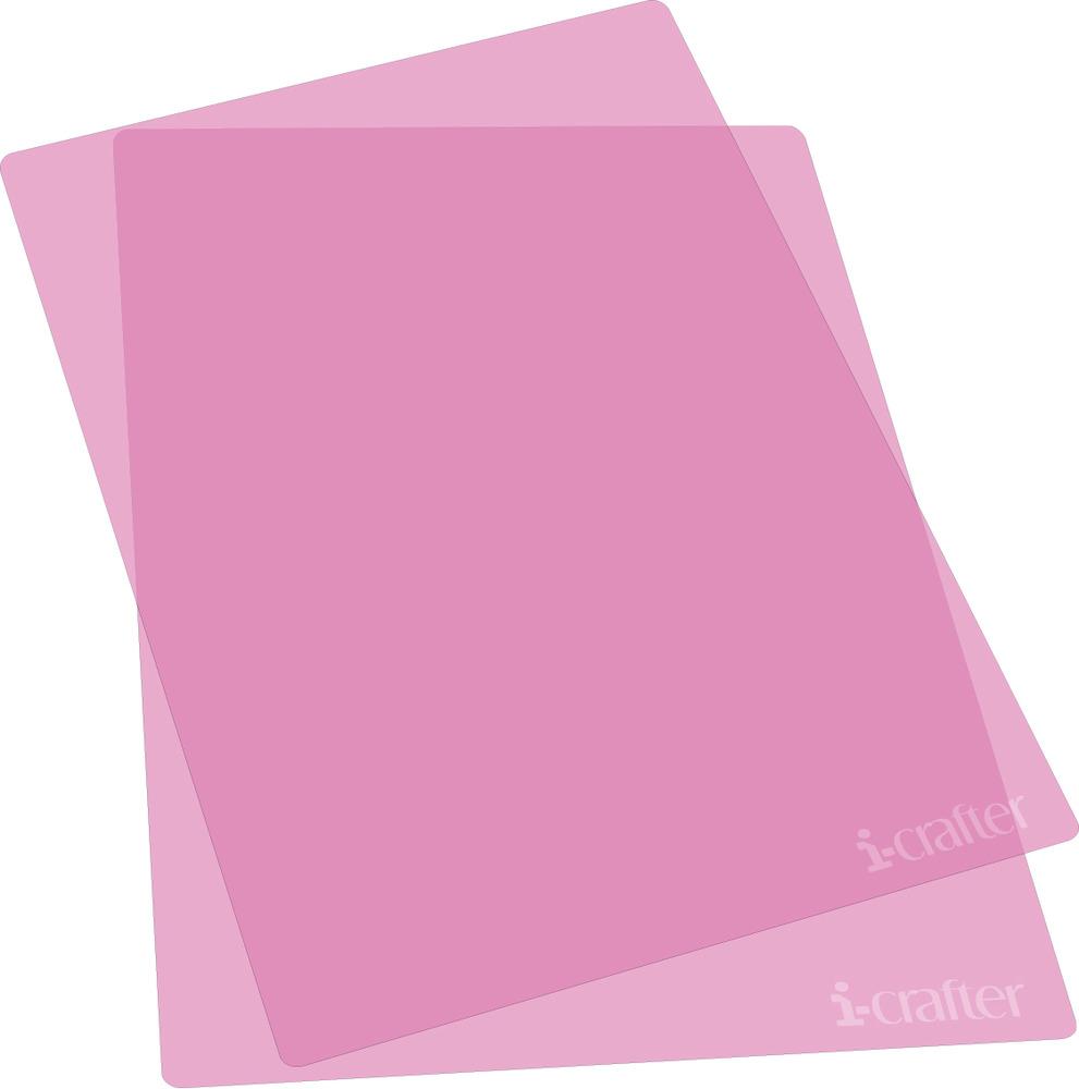 Translucent Cutting Deck, Pink (2pk)