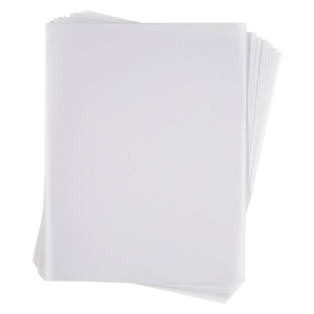 Card Shoppe Essentials Vellum Sheets
