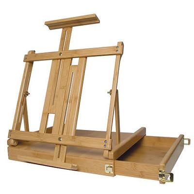 Revenna Sketch Box Easel, Bamboo