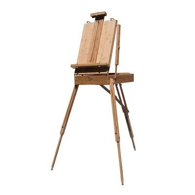 Sonoma Sketch Box Easel, Bamboo