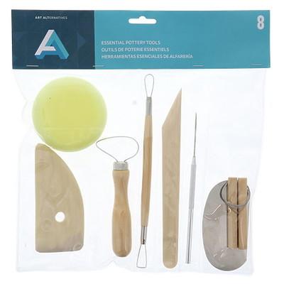 Pottery Tool Kit (8pc)