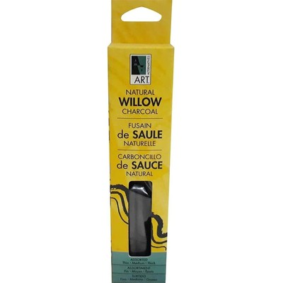 Willow Charcoal, Assorted Sizes