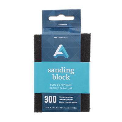 Sanding Block, Fine/Medium