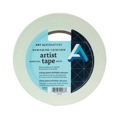 "Artist Tape, 3/4"" x 10 yds White"