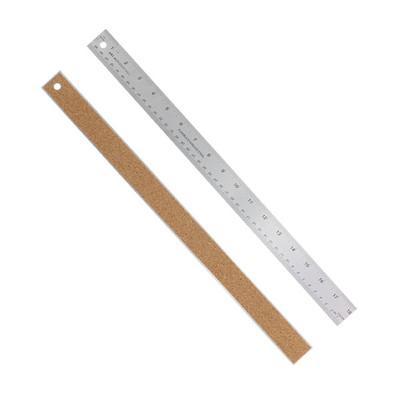 """Flexible Stainless Steel Ruler, 18"""""""