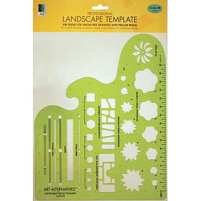 Professional Landscaping Template, Inking Edge