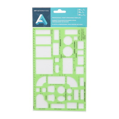 """Professional Home Furnishings Template, 1/4"""""""