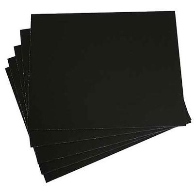 "Super Black Presentation & Mounting Boards, 15"" x 20"" (5pc)"