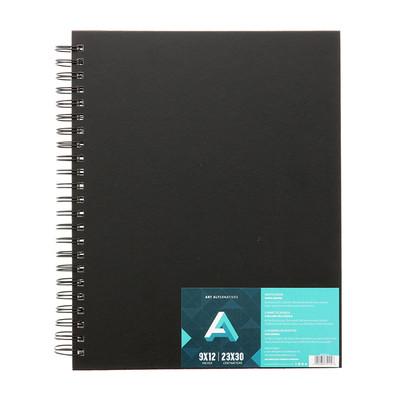 """Sketch Book, Spiral Bound - 9"""" x 12"""""""