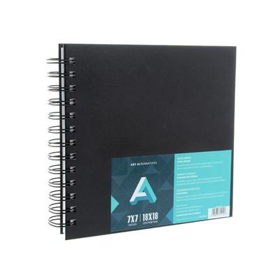 """Sketch Book, Spiral Bound - 7"""" x 7"""""""