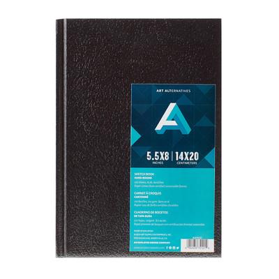 """Sketch Book, Hard Bound - 5.5"""" x 8"""""""