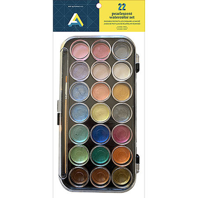 Watercolor Pan Set (36 Color)