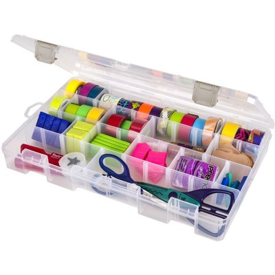 Compartments, Solutions Large 4 Compartment - Translucent