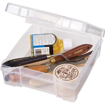 Box, Essentials 6 X 6 - Clear
