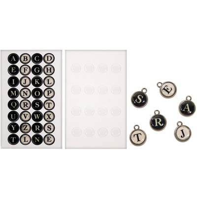 Typed Charms (16pk)