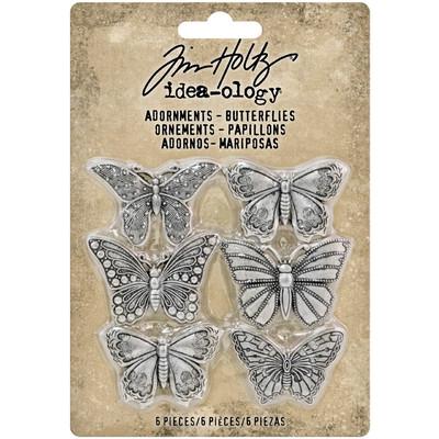 Adornments, Butterflies