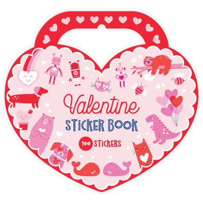 Sticker Book, Valentine