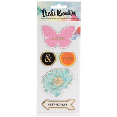 Vicki Boutin Magnet Bookmarks