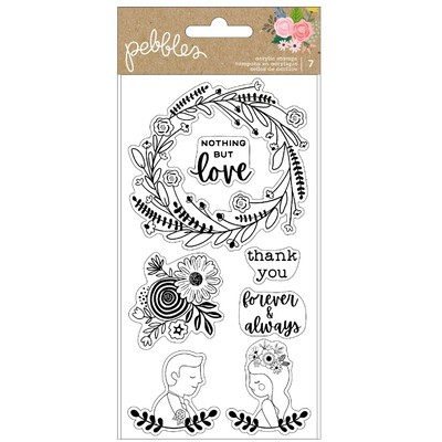 Clear Stamp, Lovely Moments