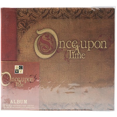 12X12 Album, Once Upon a Time