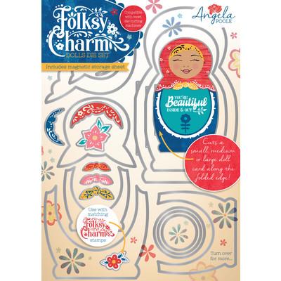 Die, Folksy Charm - Dolls
