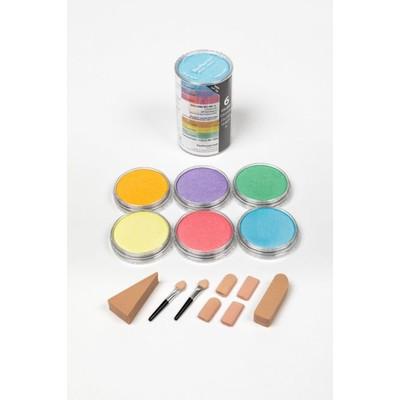 PanPastel Set, Pearlescent (6 Colors)