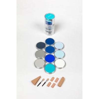 PanPastel Set, Seascape (10 Colors)