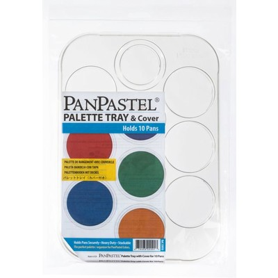 Palette Tray, 10 Color (Empty)