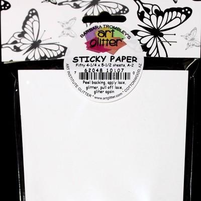 4.25X5.5 Sticky Paper