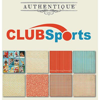 6X6 Paper Pad, All-Star - Club Sports