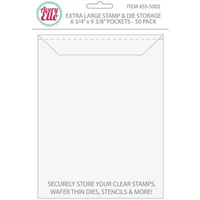 Stamp & Die Storage Pockets, XL