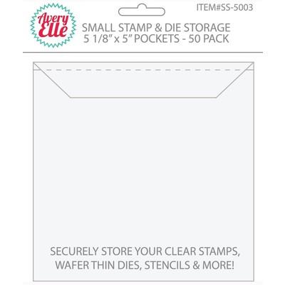 Stamp & Die Storage Pockets, Small