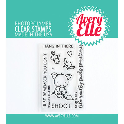 Clear Stamp, Life