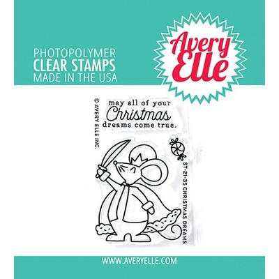 Clear Stamp, Christmas Dreams