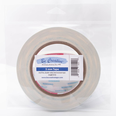 "Be Creative Tape, 5mm (0.20"") 27yd"
