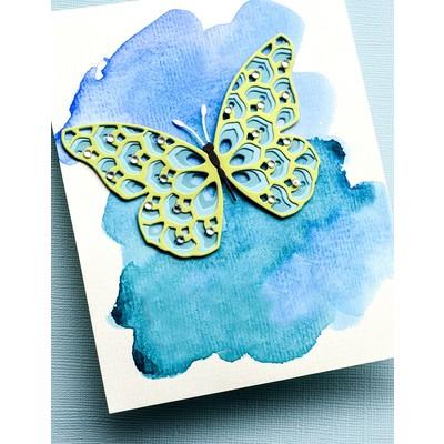 Die Layer Set, Glimmer Butterfly