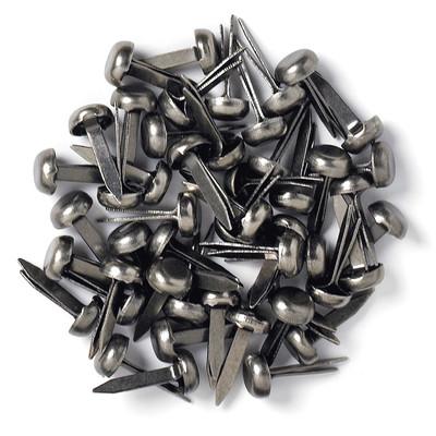 Mini Brads, Gunmetal