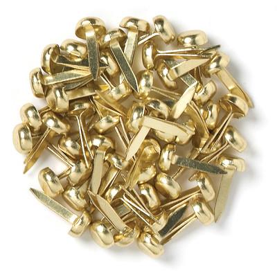 Mini Brads, Brass