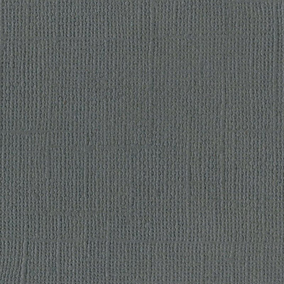 12X12 Mono Cardstock, Ash (Canvas)