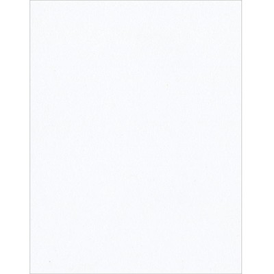 8.5X11 Classic Cardstock, Smooth White