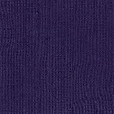 12X12 Mono Cardstock, Pansy (Canvas)
