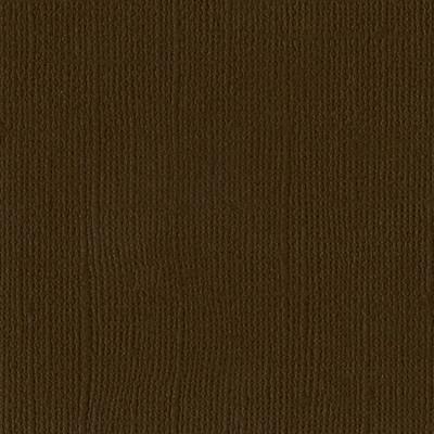 12X12 Mono Cardstock, Pinecone (Canvas)