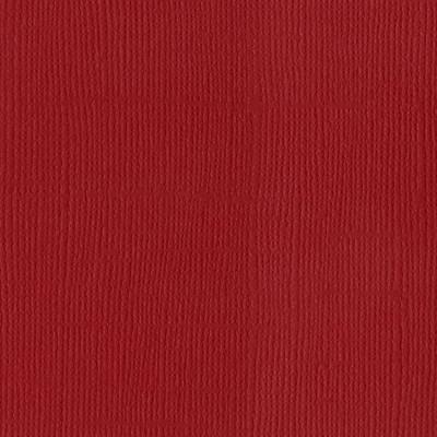 12X12 Mono Cardstock, Lava (Canvas)
