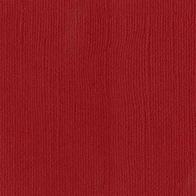 8.5X11 Mono Cardstock, Bazzill Red