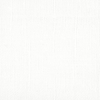 8.5X11 Mono Cardstock, Bazzill White