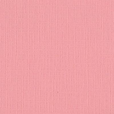 12X12 Mono Cardstock, Blossom (Canvas)