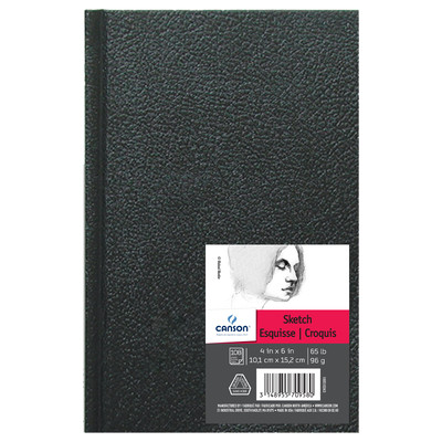 """Artist Series Sketch Art Book, 4"""" x 6"""""""